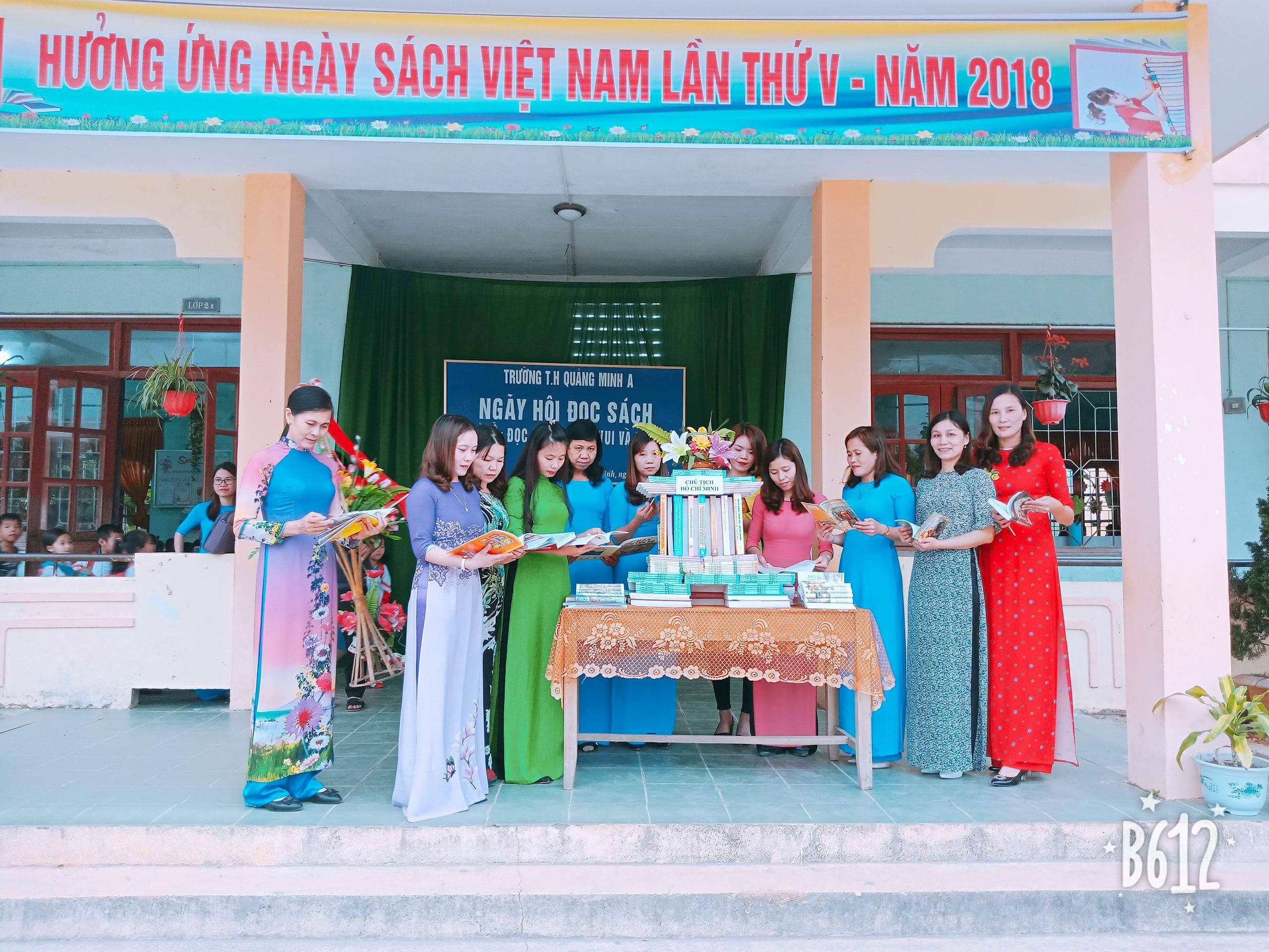 Ngày sách Việt Nam lần thứ V, năm 2018